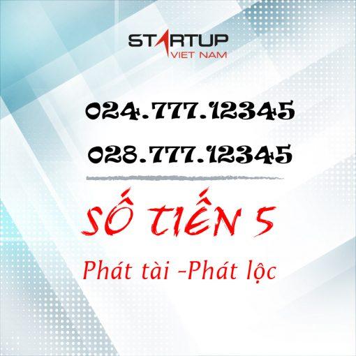Số cố định IP tiến 5 024/028.777.ABCDE | Startup Việt Nam
